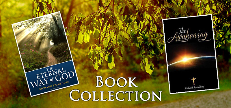 Book Collection by Clark Richard Spaulding